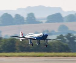Rolls-Royce's All-Electric 'Spirit of Innovation' Aircraft Flies for First Time