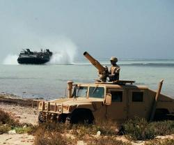 "Saudi, US Navies Continue ""Blue Defender-21"" Drill"
