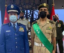 Saudi Chief of General Staff Attends 100th Anniversary of Founding the Kingdom of Jordan