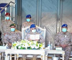 Saudi Chief of General Staff Patronizes King Faisal Air College Graduation Ceremony