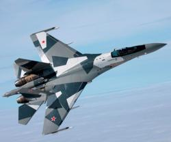 Sudan Receives First Batch of Su-35 Fighter Jets