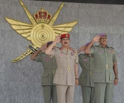 Sultan's Special Force of Oman Celebrates its Annual Day