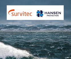 Survitec Completes Acquisition of Hansen Protection