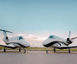 Textron Aviation Unveils Two Next Generation Cessna Citation Business Jets
