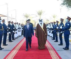 UAE, Iraq Discuss Defense Cooperation