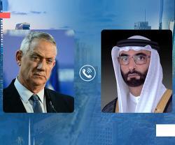 UAE, Israeli Defense Ministers Discuss Peace Accord