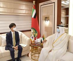 UAE, South Korea Discuss Enhancing Defense, Military Cooperation