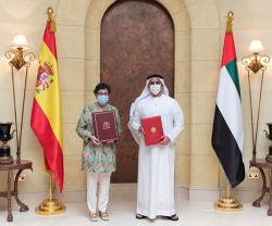 UAE, Spain Sign Security Cooperation Agreement