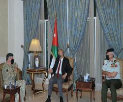 UK Chief of Defence Staff Attends Joint Tactical Exercise in Jordan