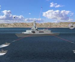 UK Finalising High Energy Laser Demonstration Program