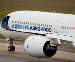 First A350-1000 Completes First Flight