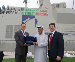 Abu Dhabi Ship Building, Raytheon Mark a Decade of Partnership