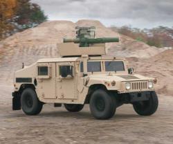 AM General Showcases Advanced Vehicles at IDEX 2017