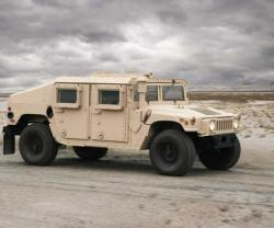 AM General Awarded U.S. Contract for 1,673 HMMWVs