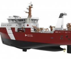 Thales, Seaspan's Vancouver Shipyards Sign OFSV Contract