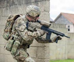 Cohort's SEA Demos Future Soldier Technology