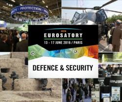 Eurosatory 2016 Confirms its Leading Position