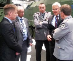 FFG Concludes Eurosatory 2016 with a Positive Note
