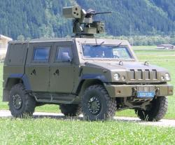 Indra Launches Driving Simulator for 4-Wheel Military Vehicles
