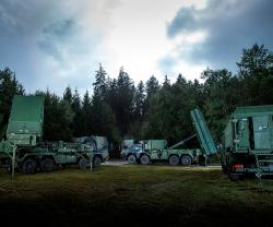 MBDA Deutschland Submits Proposal for TLVS/MEADS