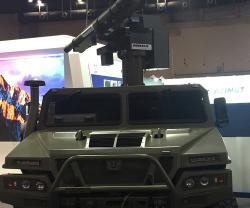 MBDA Unveils New Short Range Air Defense System