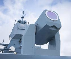 MBDA Deutschland Reveals New 360-Degree Laser Effector