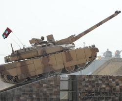 Nexter Showcases Armored Vehicle Know-How at IDEX