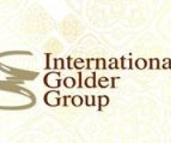 Int'l Golden Group at ISNR Abu Dhabi 2012