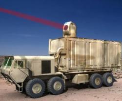 Boeing's High Energy Laser Mobile Demonstrator