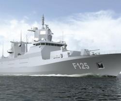 New Cassidian TRS-4D Naval Radar Passes Factory Test