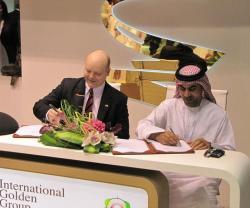 Microflown AVISA Signs Partnership Deal with IGG