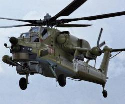 Russian Air Force to Get 60 Mi-28UB Helicopters by 2020