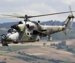 Russia to Deliver Helicopters to Sudan