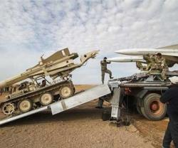 Iran's Armed Forces Hold Air Defense Drills