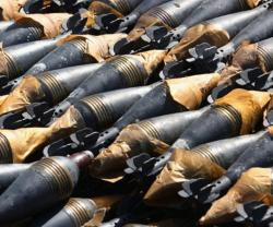 Russia to Dismantle 3.5Bn Ammunition Rounds by 2020