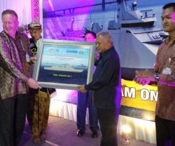 DSNS Starts Steel Cutting for SIGMA 10514 PKR Frigate