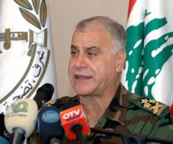 Top Lebanese Security Officials Discuss Security Plan