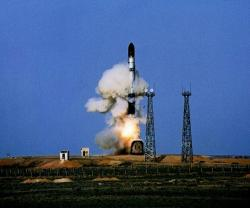 Russia Test Launches Intercontinental Ballistic Missile