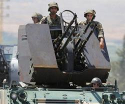Iran Pledges Military Grant to Lebanese Army