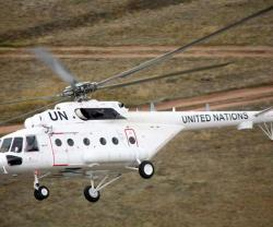 200 Russian Helicopters Involved in Peacekeeping Missions