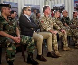 UK Delivers Military Equipment to Lebanese Army