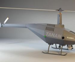 Airbus DS, DCNS to Develop Ship-Based TANAN UAS