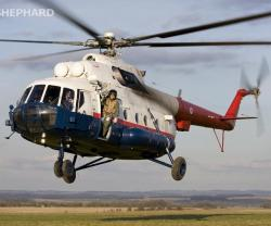 Nen Lynx AMR flown on a predator B UAS