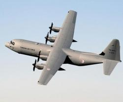 Tunisian Air Force Receives 2nd C-130J Super Hercules