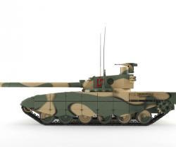 Russia's Armata Battle Tank to Undergo State Trials in 2016