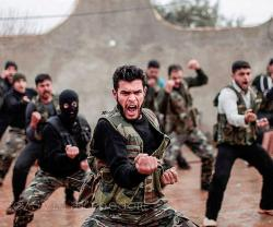 US-Turkey to Sign MoU this Month to Train Syrian Fighters