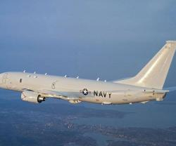 Boeing Delivers 21st P-8A Poseidon to U.S. Navy