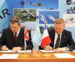 Thales Wins French-UK Mine Countermeasures Contract