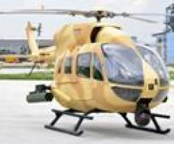 Eurocopter at Eurosatory 2010