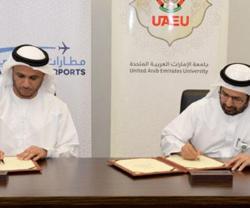 Abu Dhabi Airports, UAE University Sign Cooperation Deal